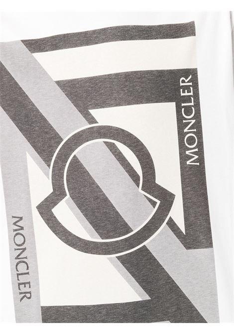 t.shirt logata Moncler Genius x Craig Green MONCLER GENIUS | Maglieria Moda | 80004-50-809CS050
