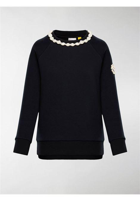 black Moncler Genius x Simone Rocha sweatshirt MONCLER GENIUS |  | 80512-01-809CC999