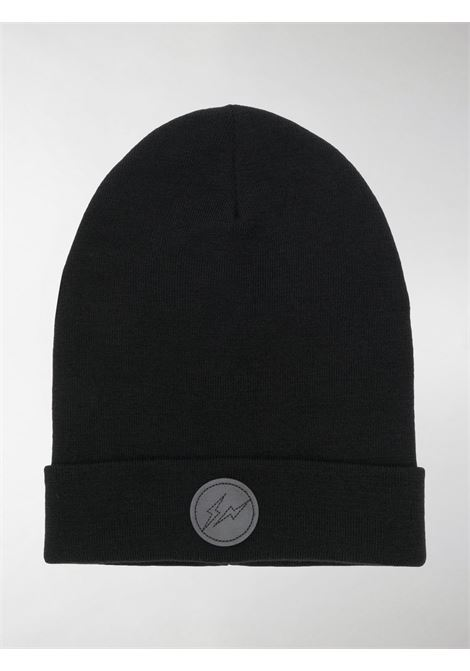 black wool Moncler Genius x Fragment Design hat MONCLER GENIUS |  | 99215-00-969C2999