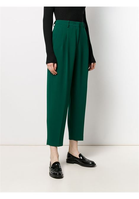 Green high-waisted trousers  ALBERTO BIANI |  | CC802-AC003072