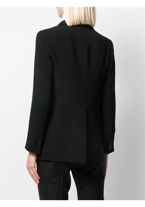 Black single-breasted blazer featuring peaked lapels ALBERTO BIANI |  | II855-AC003090