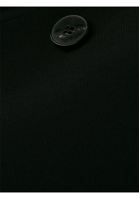 Blazer nero monopetto con revers a lancia ALBERTO BIANI | Giacche | II855-AC003090