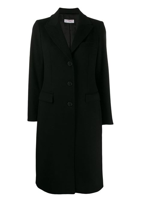 Black wool single breasted coat  ALBERTO BIANI |  | OO876-WO003790