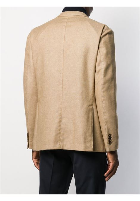 Giacca in lana e cahemere cammello BOGLIOLI | Giacche | N1302J-BMC400270