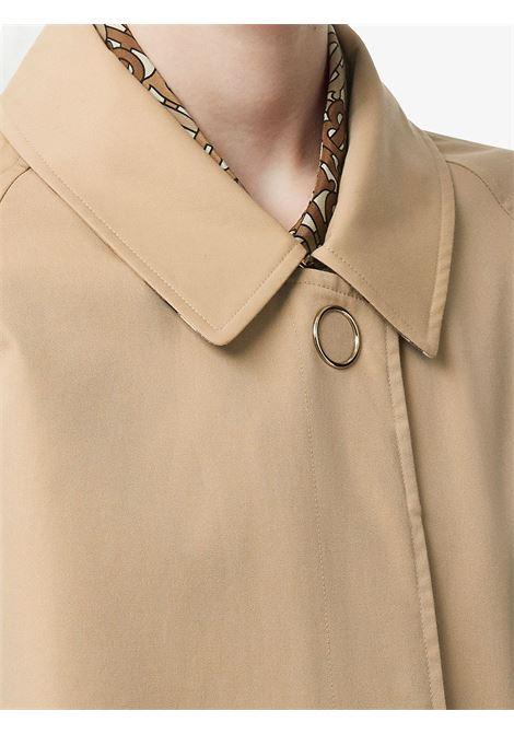 trench Bodmina crema in gabardine di cotone intrecciato Inglese BURBERRY | Impermeabili | 8014410-BODMINA1366