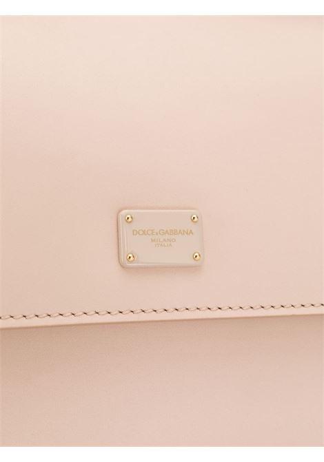 small Miss Sicily tote in cream leather  DOLCE & GABBANA |  | BB6622-AV38580412