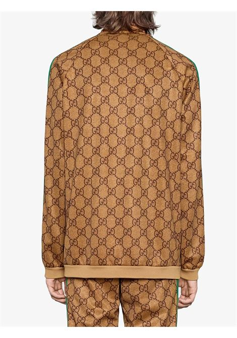 beige technical jersey jacket GUCCI |  | 523488-X9V342035