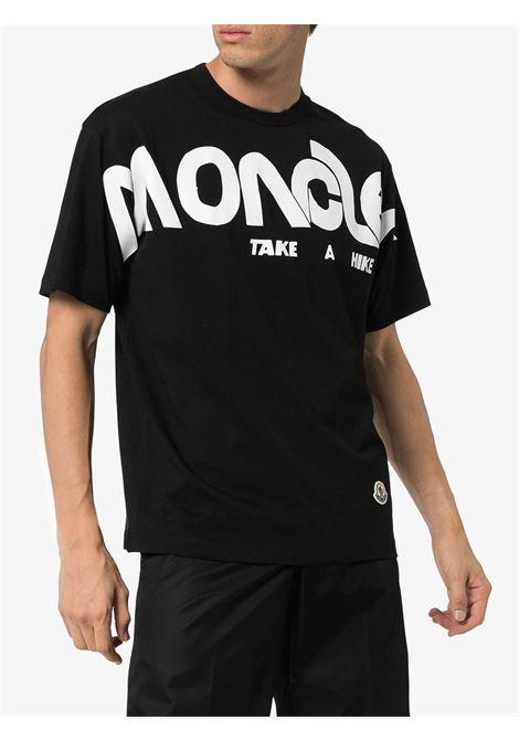 t.shirt nera Moncler Genius x Craig Green MONCLER GENIUS | Maglieria Moda | 80300-50-8390T999