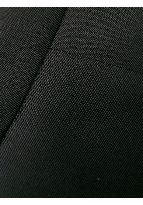 pantalone a vita alta in lana nero STELLA MC CARTNEY | Pantaloni | 529866-SHB551000