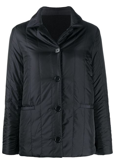 Black vertically quilted jacket featuring quilted ALBERTO ASPESI |  | 0N19-796196241