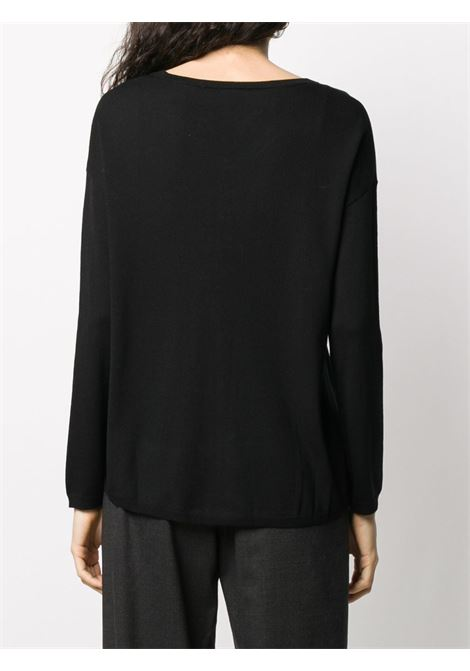 Black wool sweater  ALBERTO ASPESI |  | 5029-383001241