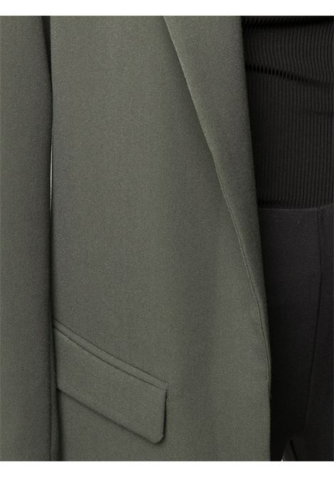 Giacca monopetto verde scuro con rever classico ALTEA | Giacche | 206250445