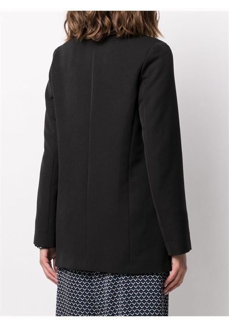 Black single breasted blazer featuring notched lapels ALTEA |  | 206250490