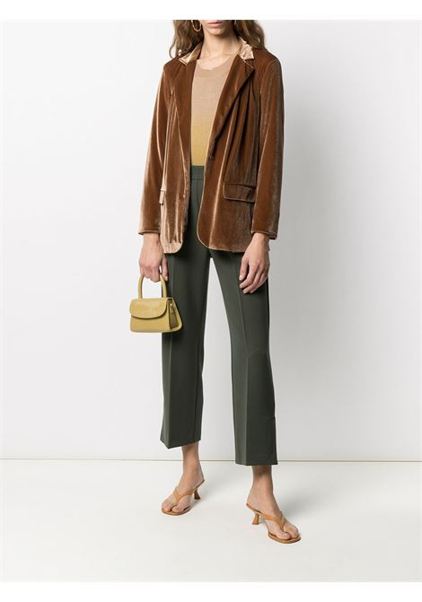 Light brown velvet jacket  ALTEA |  | 206250734