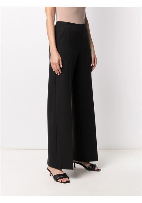 Pantaloni neri a vita alta con gamba larga ALTEA | Pantaloni | 206350590