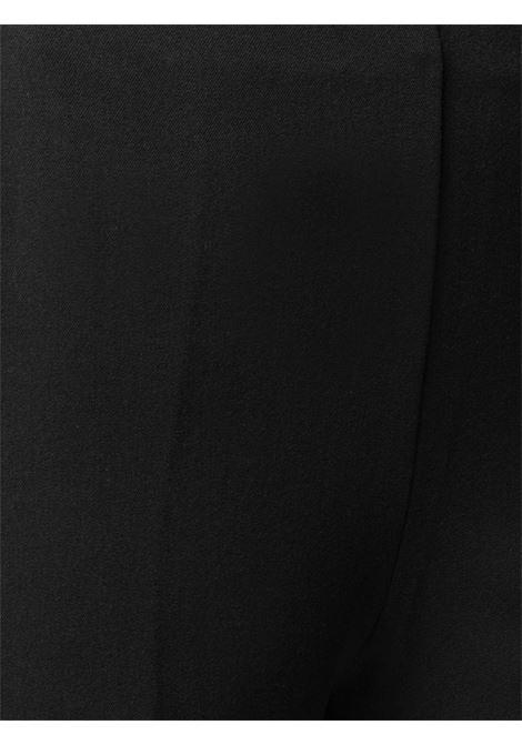 Black high-waist wide-leg trousers  ALTEA |  | 206350590