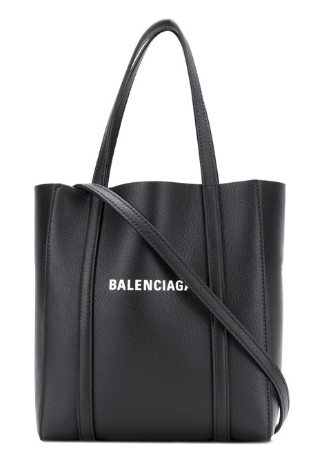 Everyday Tote XS in pelle di vitello nera BALENCIAGA | Borse a mano | 551815-D6W2N1000
