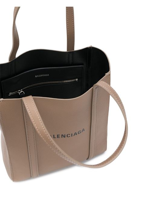 brown calf leather Everyday Tote XS  BALENCIAGA |  | 551815-D6W2N1261