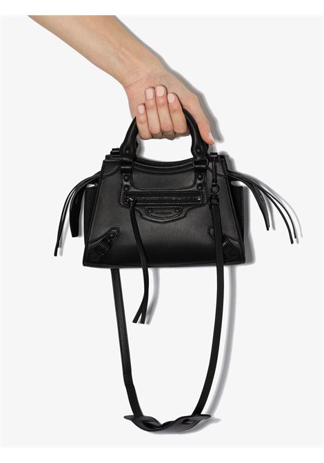 Black leather Neo Classic City mini bag  BALENCIAGA |  | 638524-11R171000