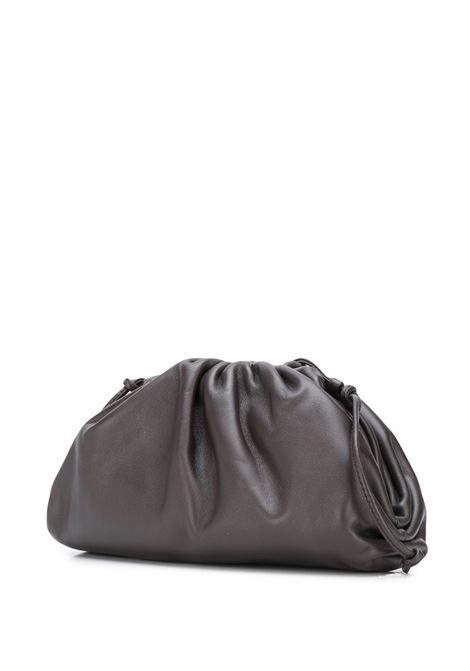 The Mini Pouch in brown calf-leather and tassel BOTTEGA VENETA |  | 585852-VCP402132