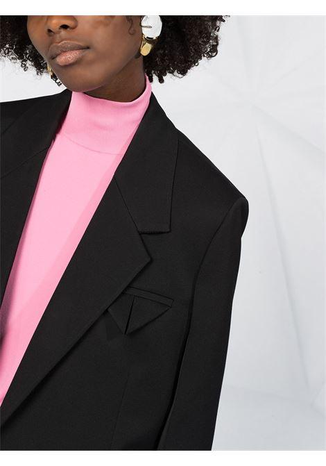 black wool single breasted long blazer BOTTEGA VENETA |  | 628722-VKIS01000