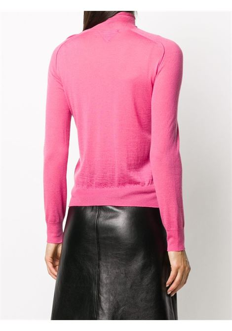 100% cachemire pink high-neck knitwear BOTTEGA VENETA |  | 631292-VKW305660