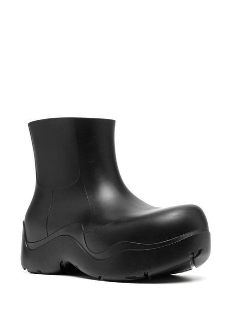 Black rubber PV Puddle ankle boots  BOTTEGA VENETA |  | 640045-V00P01000