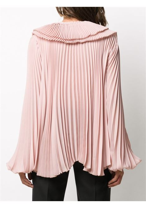 light pink oversized blouse featuring fully pleated BROGNANO |  | 29BR1M10-20476321
