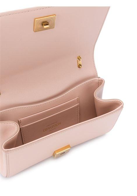 borsa a tracolla Devotion in pelle di agnello rosa DOLCE & GABBANA | Borse a tracolla | BB6880-AV96780412