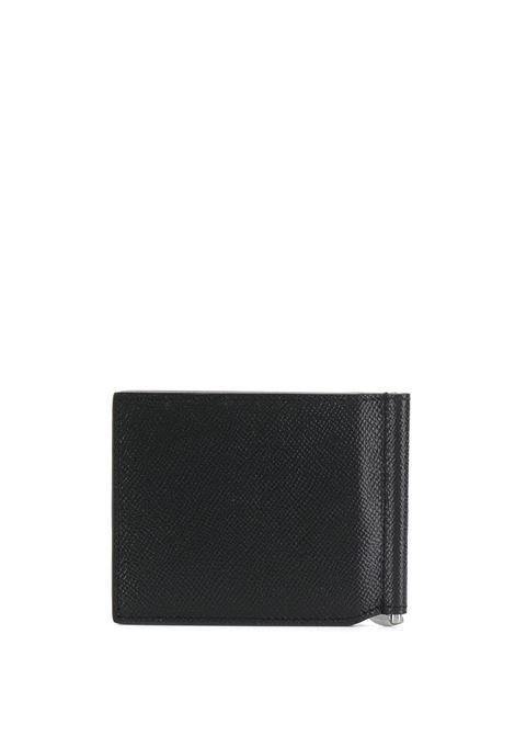 black calf-skin saffiano leather bi-fold wallet DOLCE & GABBANA |  | BP1920-AZ60280999