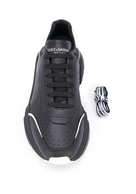chunky sneakers Day Master nero bianco DOLCE & GABBANA | Sneakers | CS1791-AX58989690