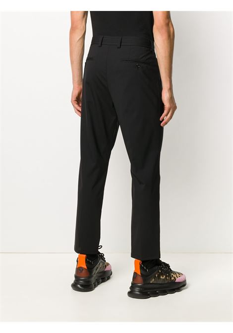 black virgin wool cropped tailored trousers DOLCE & GABBANA |  | GW08AT-FUBECN0000
