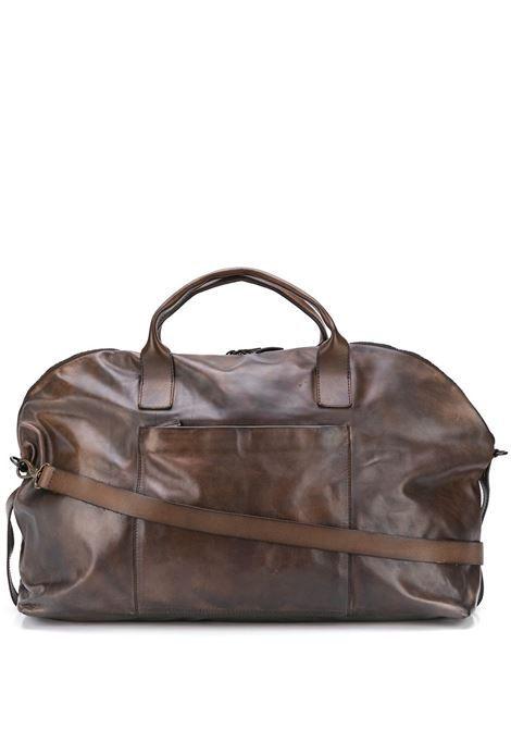 brown calf leather holdall bag ELEVENTY |  | A77BORA02-PEL0A00105