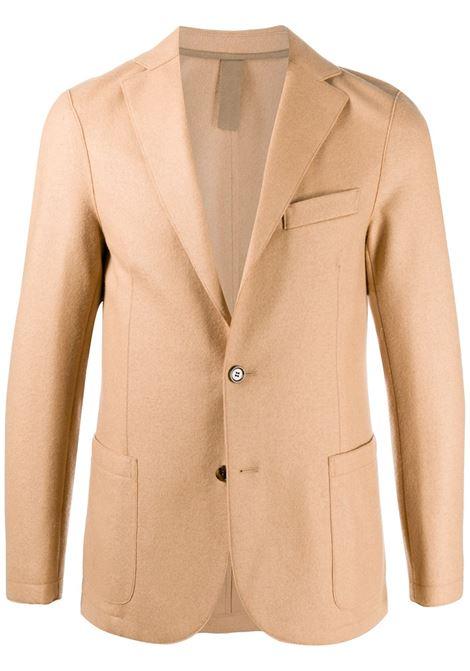 giacca in lana color cammello ELEVENTY | Giacche | B70GIAA01-JAC2401804