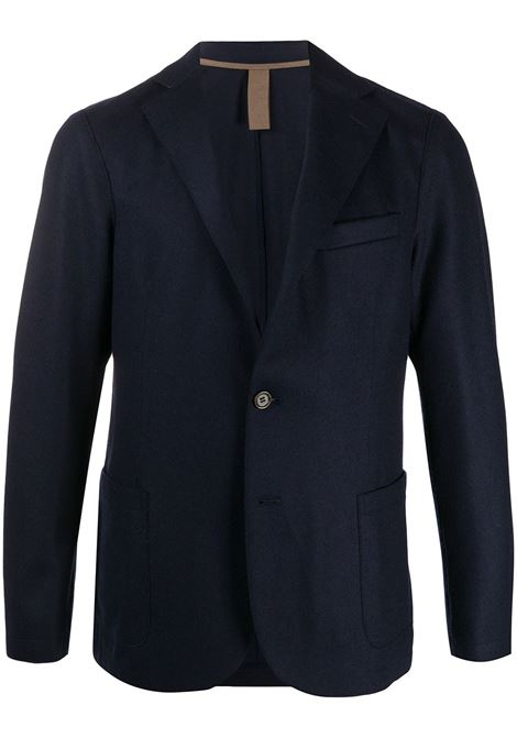 blue  fitted wool blazer ELEVENTY |  | B70GIAA01-JAC2401811