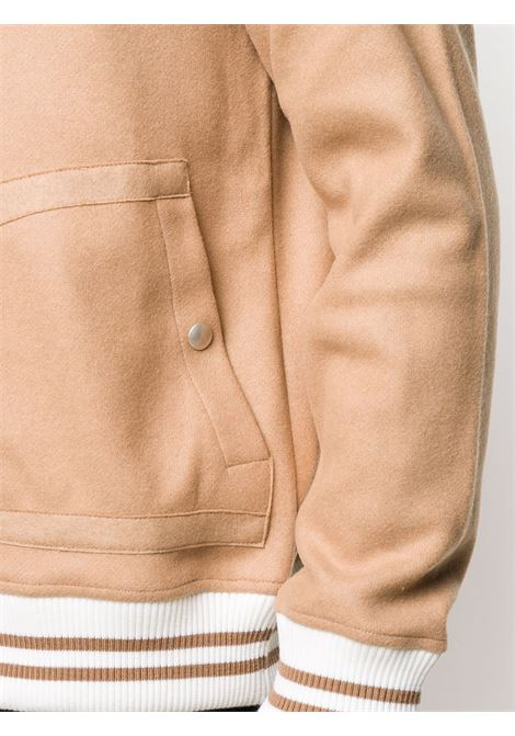 Neutrals wool-mix wool hooded jacket  ELEVENTY |  | B71GBTB01-MAG0B03304A
