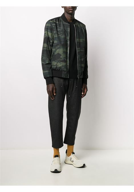Grey cotton multi-pocket cropped trousers  GOLDEN GOOSE |  | GMP00258-P00012060252