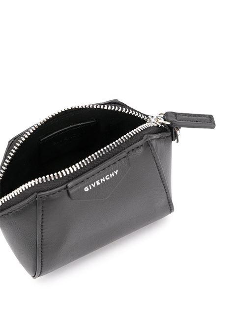 black leather Antigona mini bag  GIVENCHY |  | BB60D7B0XN-ANTIGONA001