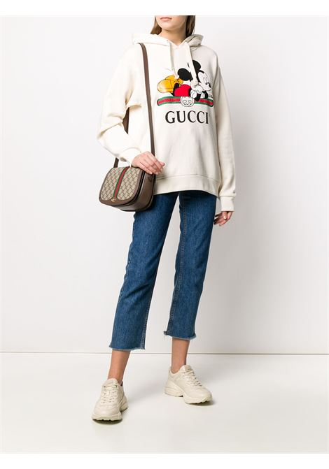 Gucci x Disney Mickey Mouse white cotton hoodie GUCCI |  | 469251-XJB8C9230