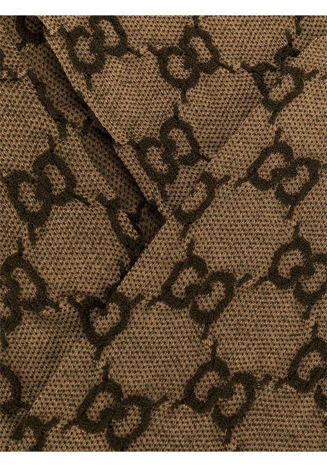 polyammide Gucci jacquard logo knit socks GUCCI |  | 601938-3GE759764