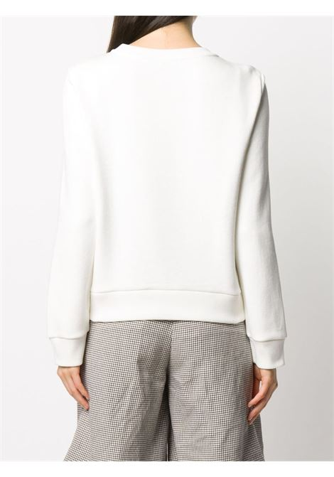 Ivory white cotton Mad Cookies print sweatshirt  GUCCI |  | 623450-XJCX49095