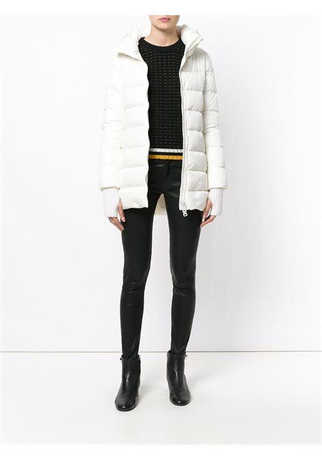 Piumino bianco in misto lana stretch HERNO | Piumini | PI0660D-120041000