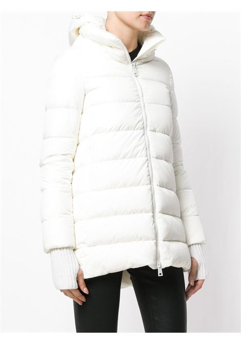 White stretch wool blend puffer jacket  HERNO |  | PI0660D-120041000