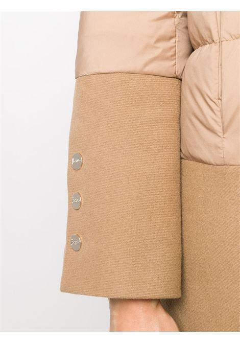 Cappotto imbottito a pannelli di media lunghezza in piuma d'oca HERNO | Piumini | PI1128D-192882155