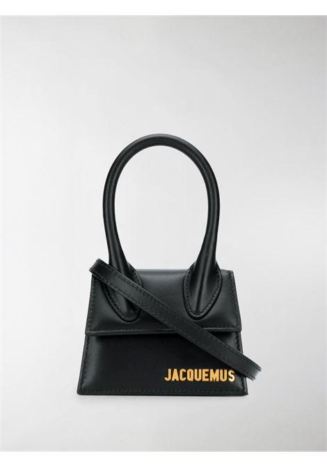 Black calf leather Le Chiquito mini bag  JACQUEMUS |  | 203BA01-300990