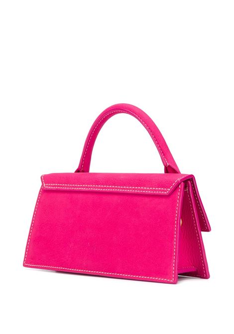 Pink leather Le Chiquito Long bag  JACQUEMUS |  | 203BA04-304450