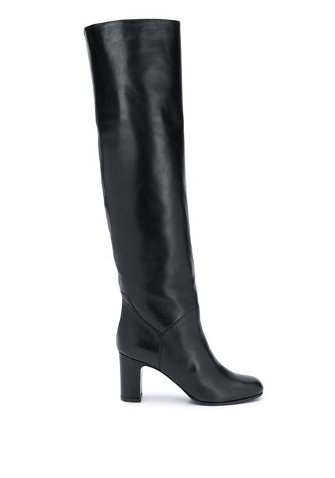 High boot in shiny black leather, half heel. L'AUTRE CHOSE |  | LD2551.80WP26151001