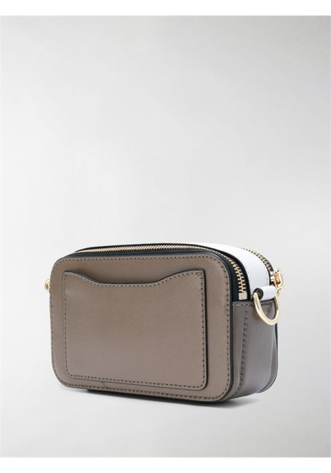 Camera bag The Snapshot in pelle di mucca beige MARC JACOBS | Borse a tracolla | M0014146064