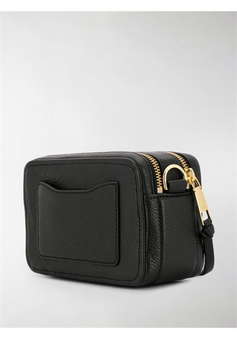 Black cow leather The Softshot 21 shoulder bag featuring gold details MARC JACOBS |  | M0014591001