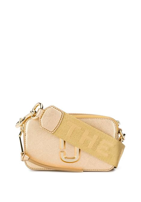 Golden calf leather The Snapshot DTM crossbody bag featuring adjustable and detachable shoulder strap MARC JACOBS |  | M0015323712